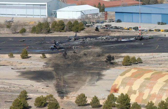 Γιατί συνετρίβη το ελληνικό F16 – Η απόφαση του Αεροδικείου Αθηνών