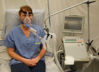 Ηνωμένο Βασίλειο: Νέα συσκευή αναπνευστικής υποστήριξης για ασθενείς με κορωνοϊό