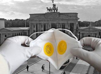 Γερμανία: 57.298 κρούσματα μόλυνσης κορωνοϊού – 455 οι νεκροί