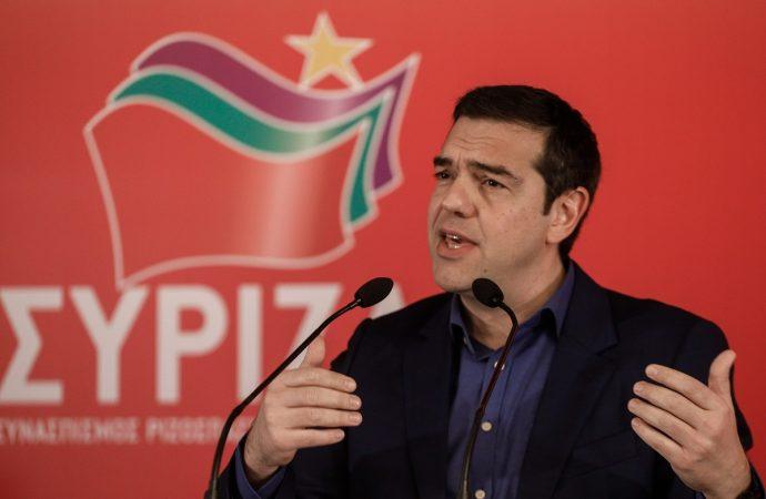 Α.Τσίπρας: Ο κ. Μητσοτάκης να εντάξει όλους στο επίδομα των 800 ευρώ