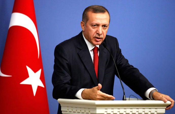 Τουρκία: Καλεί τους πολίτες να μείνουν στα σπίτια τους ο Ερντογάν
