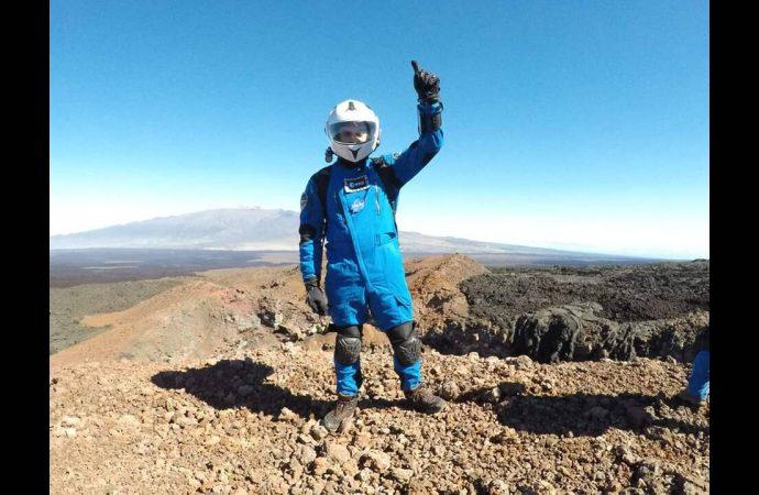Ελληνας εκπαιδευόμενος αστροναύτης σε αποστολή προσομοίωσης στη Σελήνη