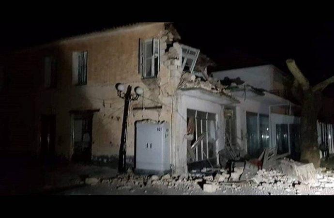 Ισχυρός σεισμός στην Πάργα – Αρκετές υλικές ζημιές