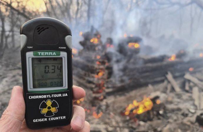 Τσερνόμπιλ: Πλησιάζουν τον ανενεργό αντιδραστήρα οι φλόγες
