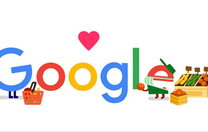 Google Doodle: Το ευχαριστήριο μήνυμα στους εργαζόμενους