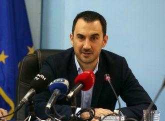 """Αλ. Χαρίτσης για τηλεκατάρτιση: """"Καραμπινάτο σκάνδαλο"""" της κυβέρνησης Μητσοτάκη"""