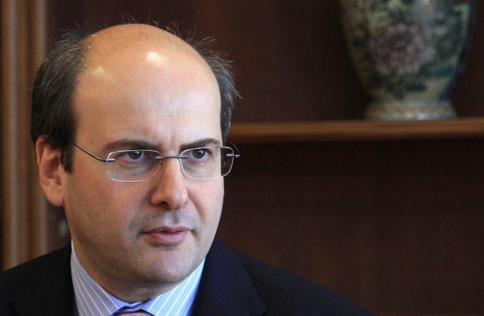 """Κ.Χατζηδάκης: Το ρεύμα θα κόβεται στους """"στρατηγικούς κακοπληρωτές"""""""
