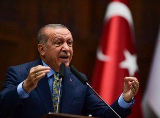 Νέα παρέμβαση Ερντογάν: Η Τουρκία θα ασκήσει τα δικαιώματά της σε Αν. Μεσόγειο και Αιγαίο