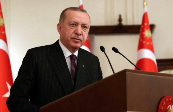 Εκπρόσωπος Ερντογάν: Η Αν. Μεσόγειος είναι μέρος της Γαλάζιας Πατρίδας μας